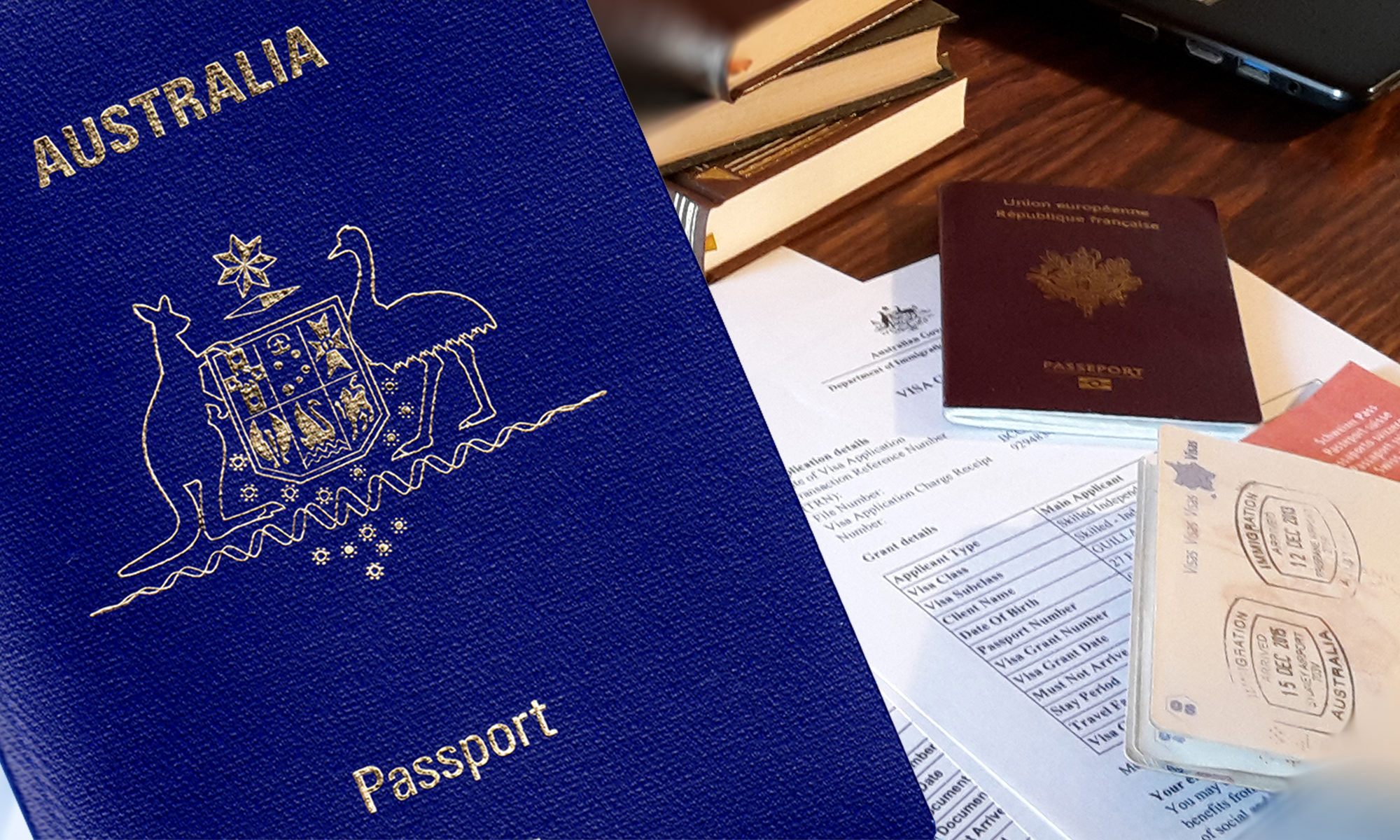 GB Australian Migration Law